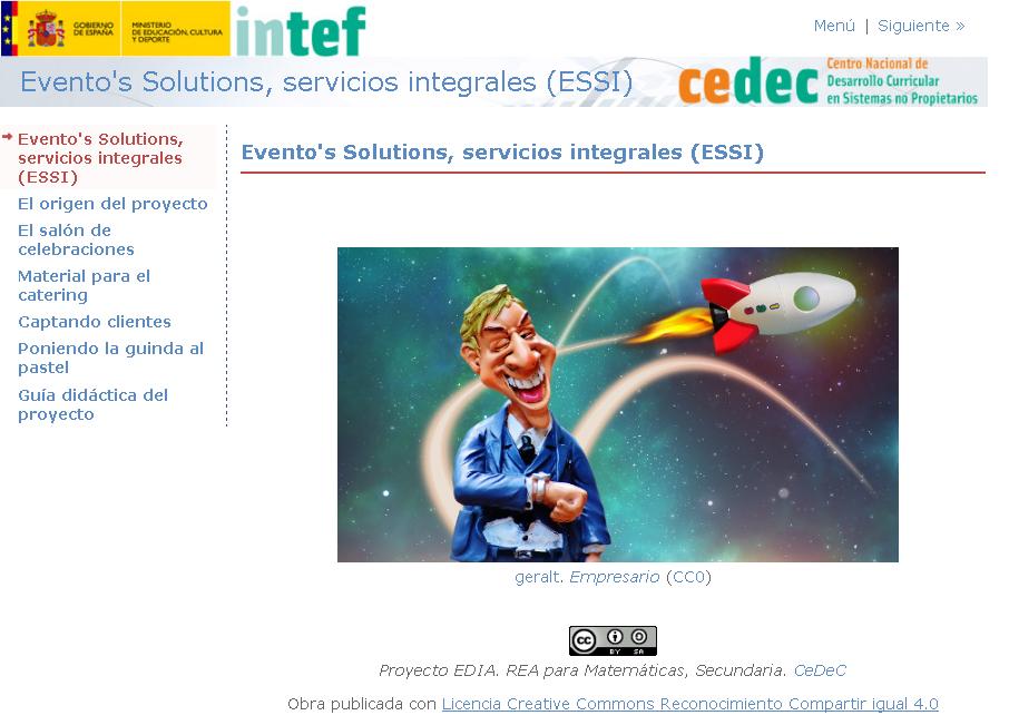 Evento's solutions. Servicios integrales ESsI
