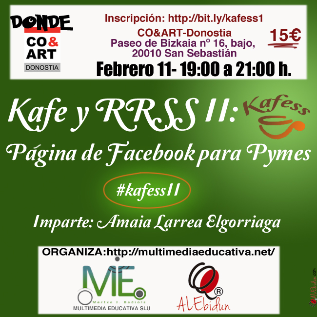 Kafe y RRSS II